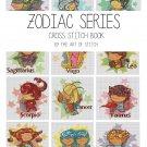Zodiac Series Cross Stitch Chart