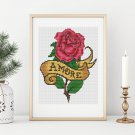 Just For You Cross Stitch Chart