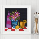 Ready for Summer Cross Stitch Chart