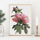 Flowers Cross Stitch Kit by Pierre-Joseph Redouté (REDOU07)