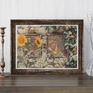 Behold He Standeth Behind Our Wall Cross Stitch Kit by James Tissot