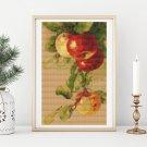 Apples Cross Stitch Kit by Catherine Klein (MINI)