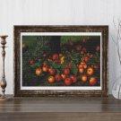 An Abundance of Apples Cross Stitch Chart by Levi Wells Prentice