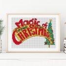 Magic of Christmas Cross Stitch Chart