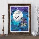 All Hallow's Eve Cross Stitch Chart