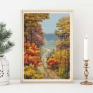 A Walk in the Countryside Cross Stitch Chart