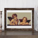 The Sistine Madonna Cross Stitch Kit by Raphael