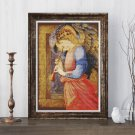 Angel Cross Stitch Kit by Sir Edward Burne-Jones