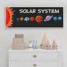 Solar System Cross Stitch Kit