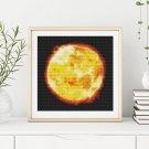 Planetary Series: The Sun Cross Stitch Kit