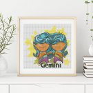 Gemini Cross Stitch Kit