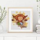 Libra Cross Stitch Kit