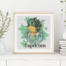 Capricorn Cross Stitch Chart