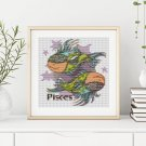 Pisces Cross Stitch Chart