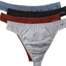 Thongs men Joe Boxer 4 pack size S