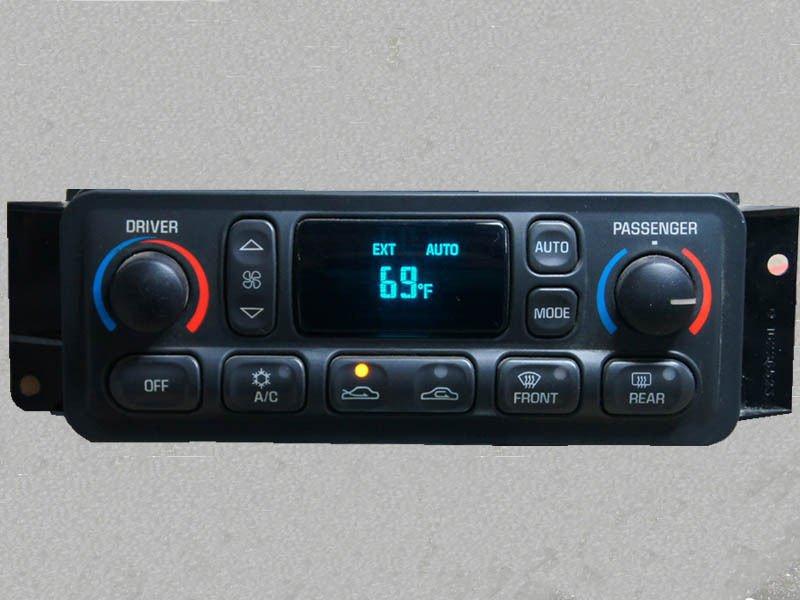 97 - 04 Chevrolet Corvette Climate Control Heater AC ATC ...