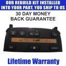 LEXUS LS400 SC300 SC400 CLIMATE CONTROL HEATER AC REPAIR SERVICE READ LISTING