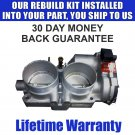 99 00 01 02 03 04 CADILLAC CTS CATERA THROTTLE BODY REPAIR SERVICE READ LISTING