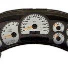 1999 2000 2001 2002 GM Silverado Sierra Tahoe Instrument Cluster Display Repair