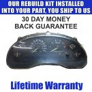 94 95 96 97 98 FORD MUSTANG CLUSTER ODOMETER REPAR SERVICE READ LISTING