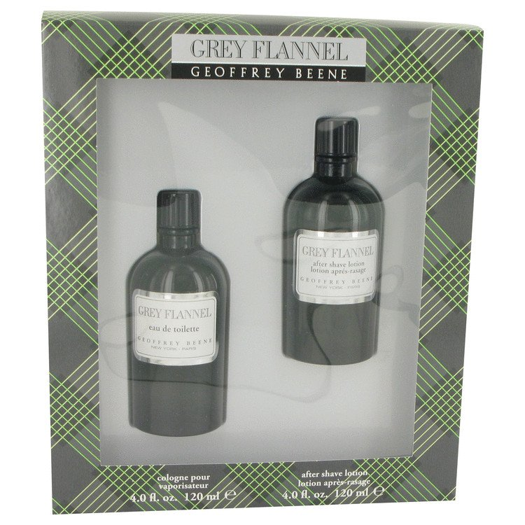Gift Set ~ Grey Flannel Cologne By Geoffrey Beene for Men