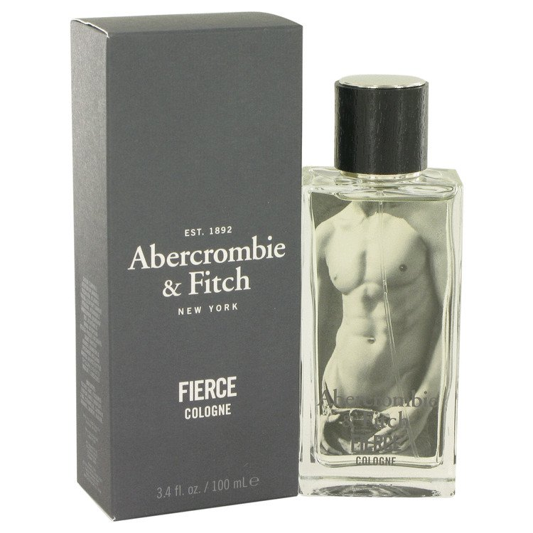 3.4 oz Fierce Cologne Spray By Abercrombie & Fitch for Men