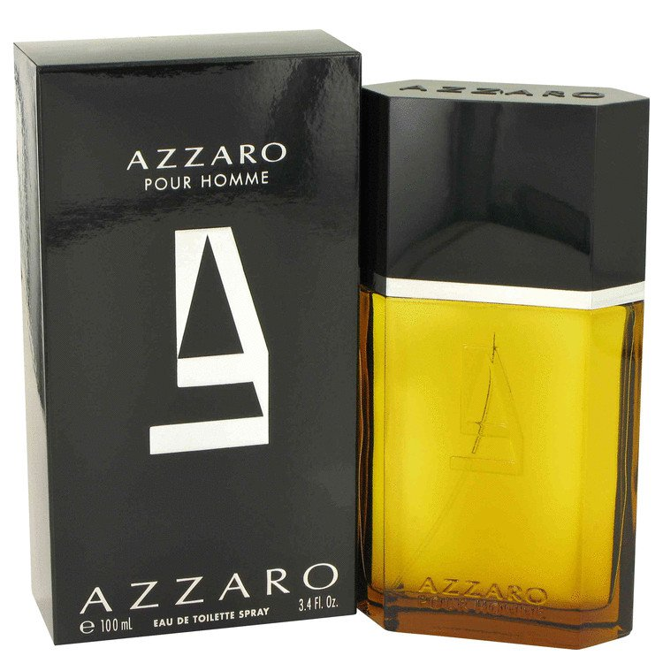 3.4 oz EDT Azzaro by Loris Azzaro Cologne for Men