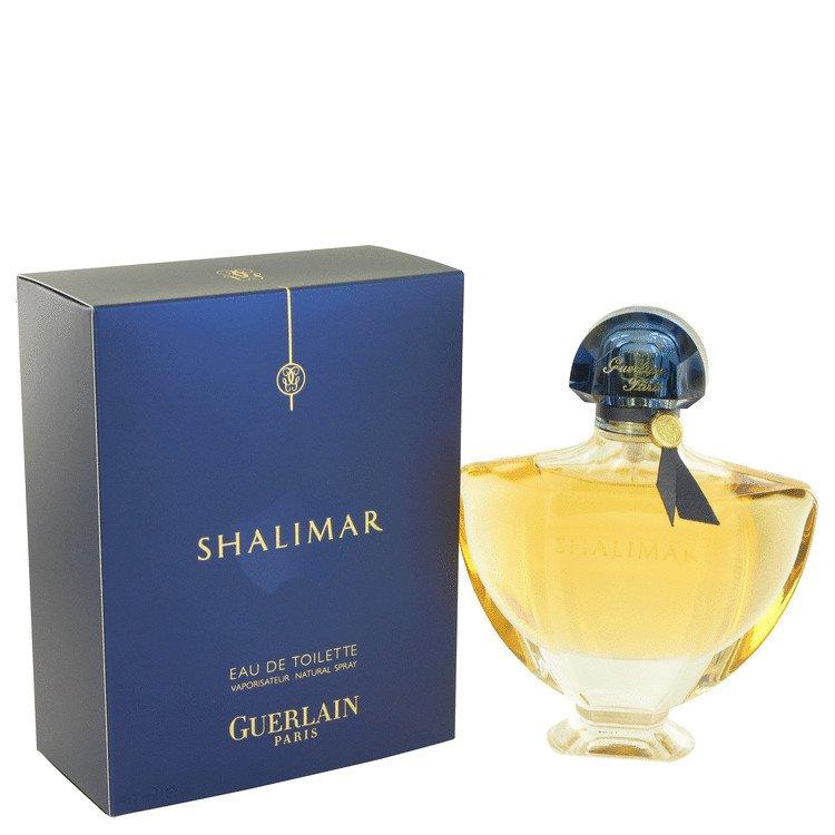 3.0 oz EDT Shalimar Perfume by Guerlain for Women