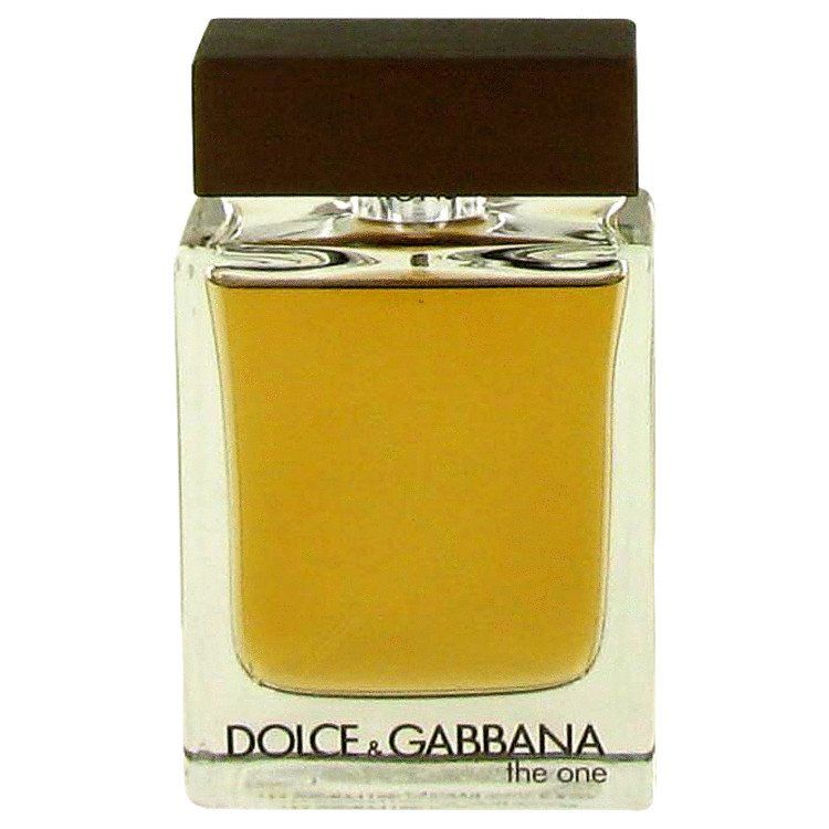 TESTER 3.4 oz EDT The One Cologne By Dolce & Gabbana for Men