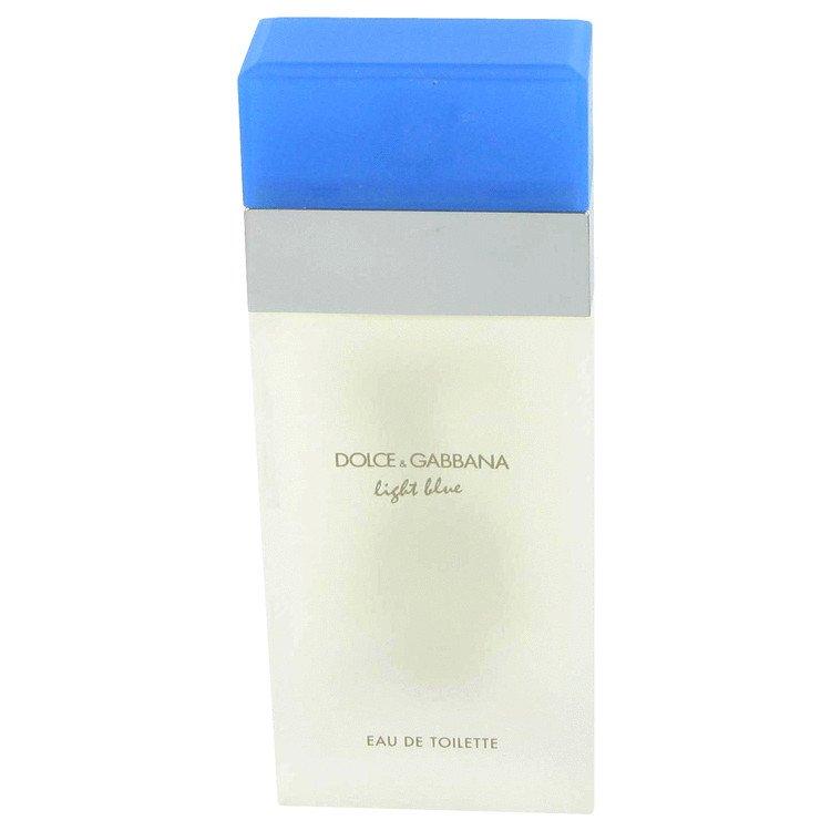 TESTER 3.4 oz EDT Light Blue by Dolce & Gabbana for Women