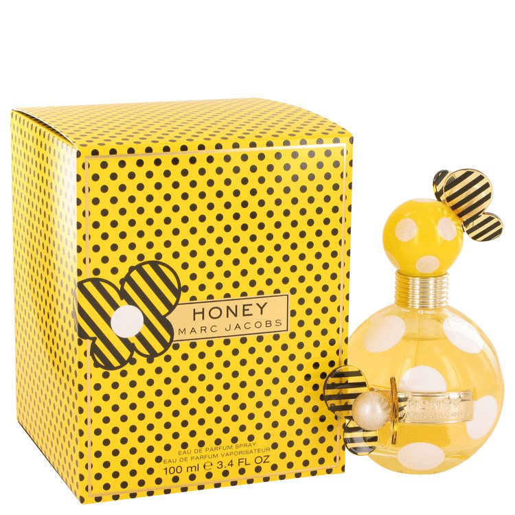 3.4 oz EDP Marc Jacobs Honey Perfume By MARC JACOBS FOR WOMEN
