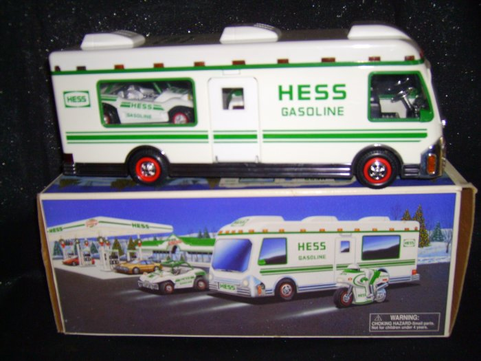 1998 Hess RV with Accessories