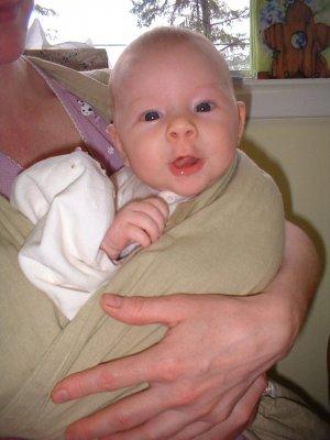 MamaRoo's Baby Sling