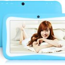 M755E3 Android 4.4 7 inch Kids Tablet PC with WVGA Screen Dual Core RK3026 1.0GHz Dual Cameras WiFi