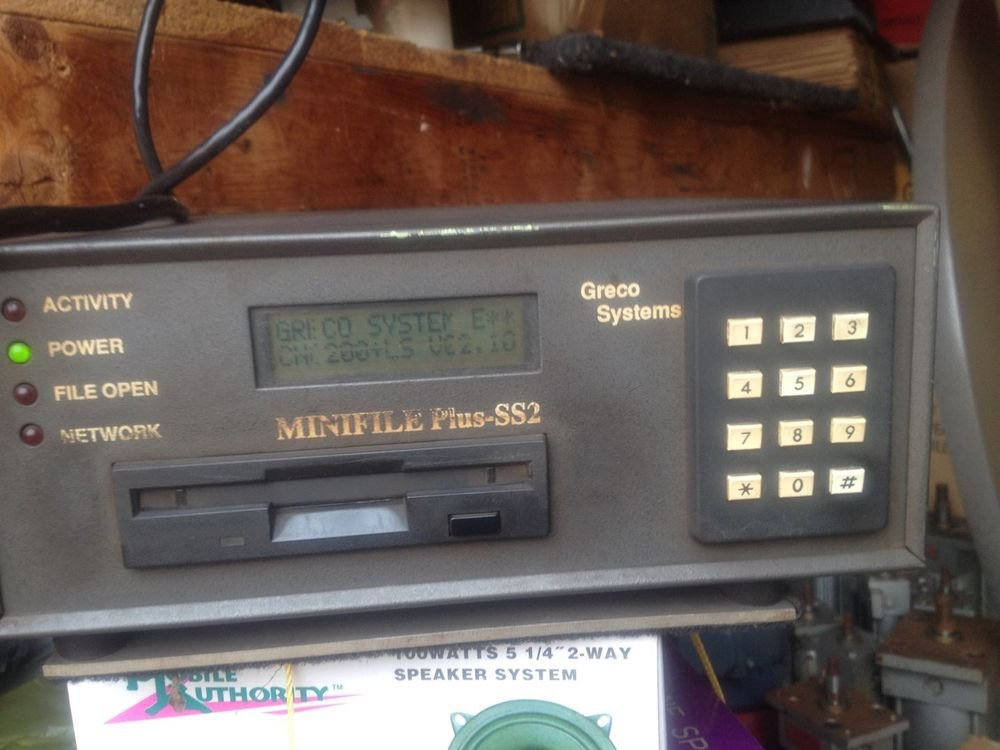 GRECO SYSTEMS MP-SS2 PLC MODULES  plus hypertherm remote controler
