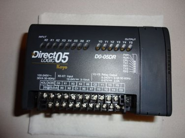 KOYO DIRECT LOGIC 05 D0-05DR PLC UNIT