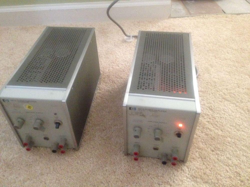 AGILENT 467A -20 to +20 VDC POWER AMPLIFIER