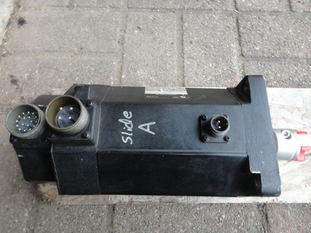 ABB ALLEN BRADLEY SERVO MOTOR F-4030-Q-H04AA SER A