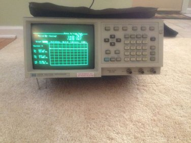 Hp Agilent 54200A 50Mhz 2 Channel Digitizing Oscilloscope