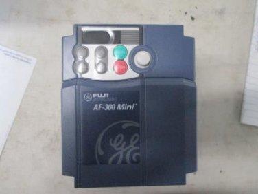 General Electric Fuji AF-300 Mini Drive 6KXC143F50X9A1  0.5hp