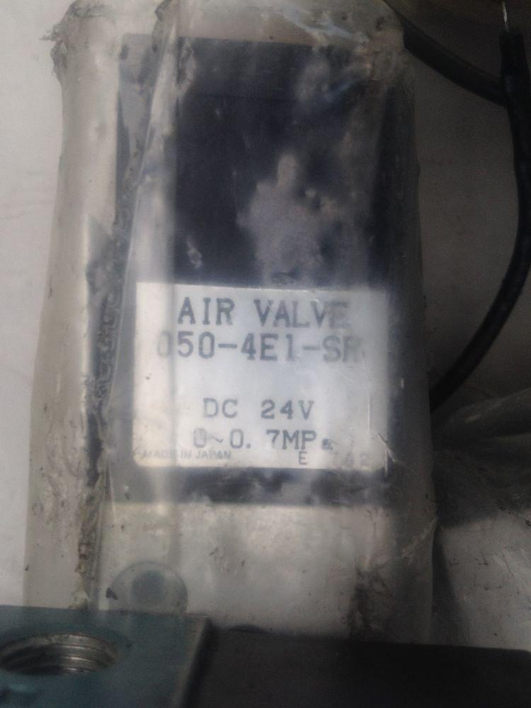 KOGANEI 050-4E1-SR AIR VALVE 0504E1SR
