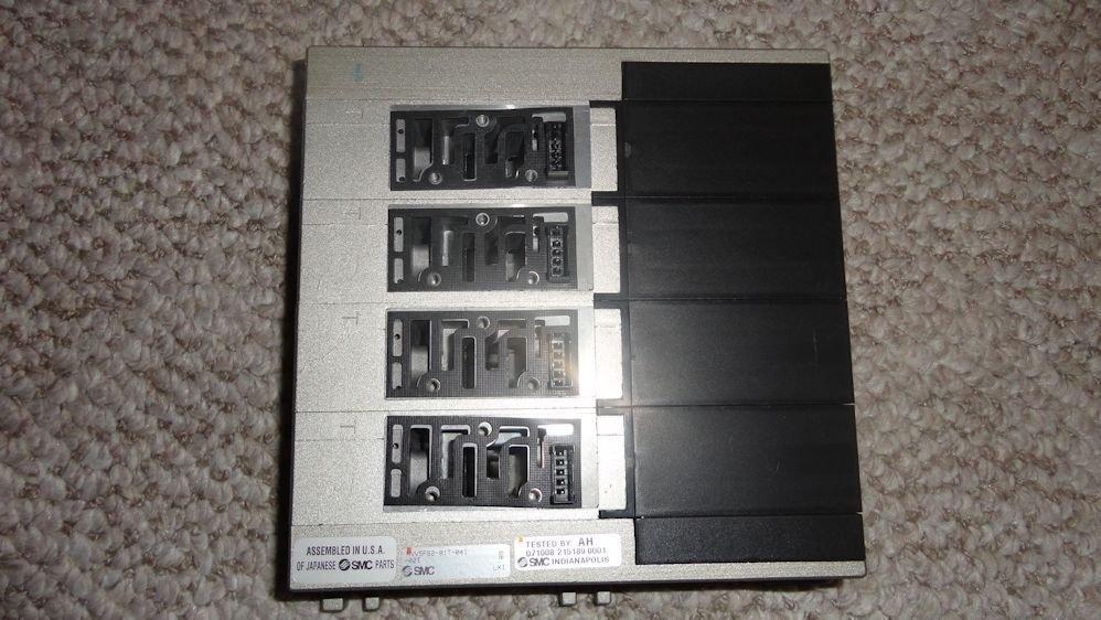 SMC MANIFOLD NVV5FS2-01T-041