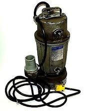 GORMAN RUPP S2D3A 115V 1P NEW SUBMERSIBLE PUMP S2D3A