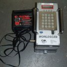 World Systems Worldscan V Coating Weight Analyzer QAWS2