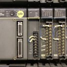 TEXAS INSTRUMENTS MODEL 435DC CENTRAL PROCESSING UNIT W 4-SLOT RACK U-04B & VARI
