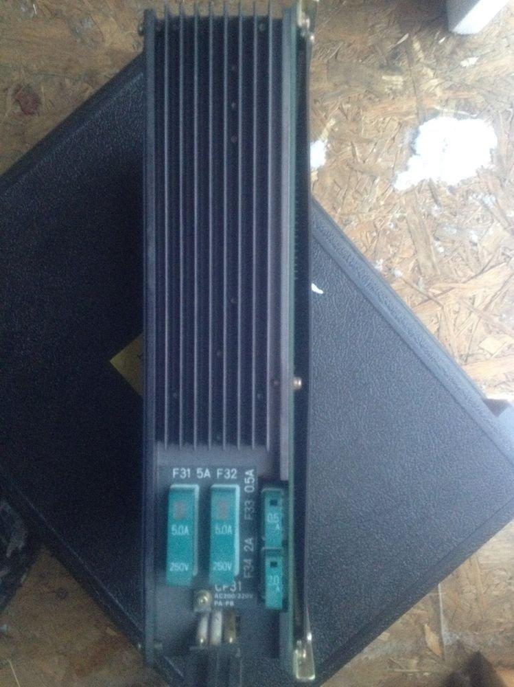 FANUC POWER UNIT A16B-1310-0010-01