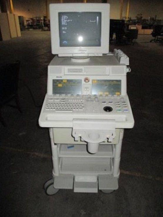 HP PHILIPS Ultrasound Machine SONOS 5500