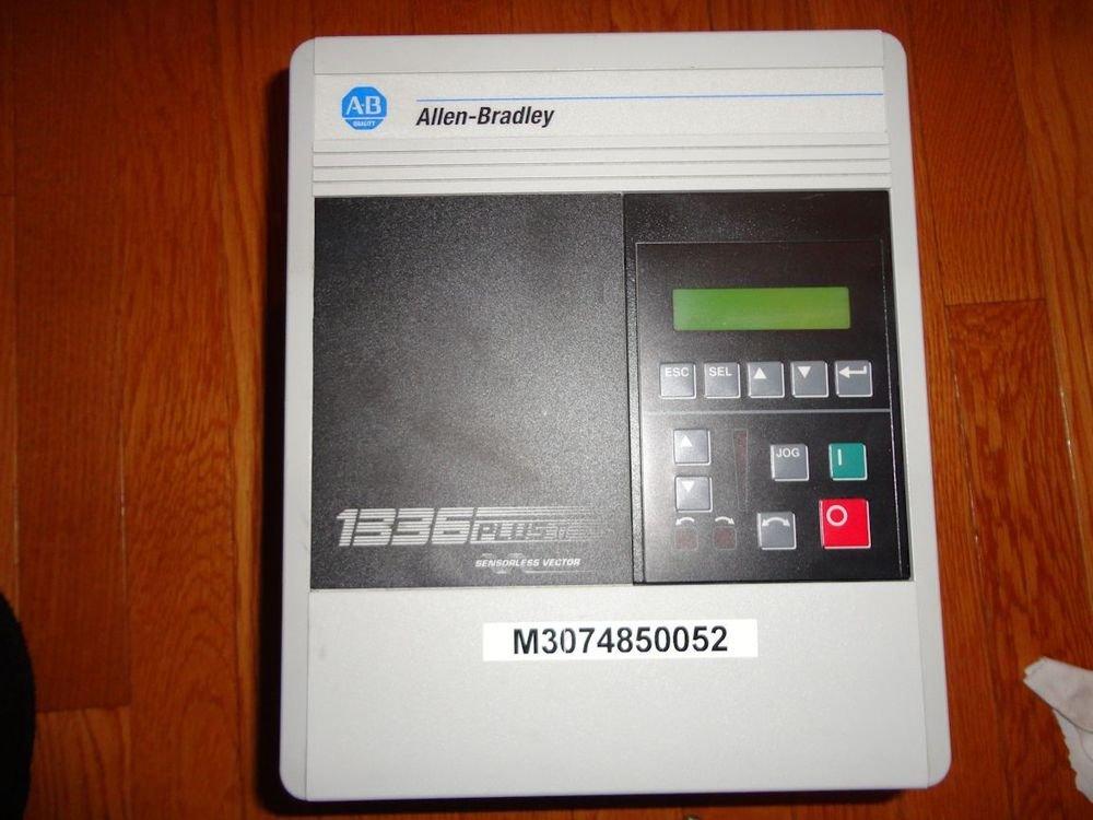 Allen Bradley 1336 Plus II   AC Drive