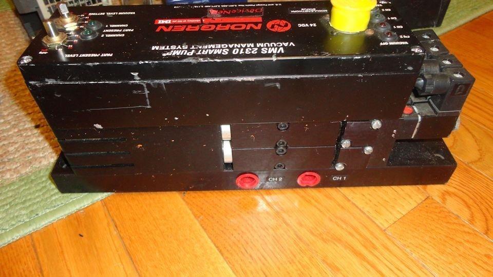 NORGREN DEVICENET 24VDC SMART PUMP VACUUM MANAGEMENT SYSTEM, VMS-2310