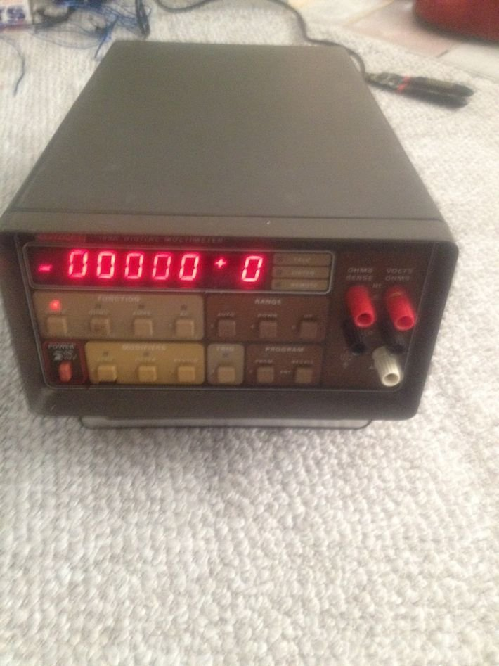 KEITHLEY 195A DIGITAL MULTIMETER